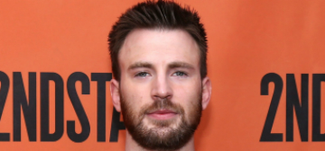 Chris Evans posts video of the first time he met his rescue dog Dodger
