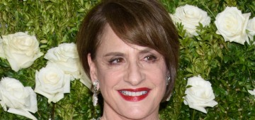 Patti LuPone on Uma Thurman's theater work: 'Holy sh-t!  I'm sorry'