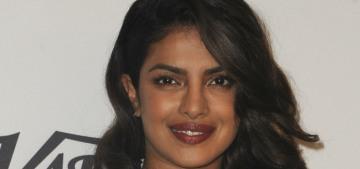 Priyanka Chopra lost a role because she had 'the wrong physicality' (i.e., brown skin)