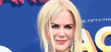 Nicole Kidman in custom Michael Kors at the ACMs: dated fuggery or fine?