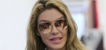 Brandi Glanville & LeAnn Rimes posed for a selfie together, the end is nigh