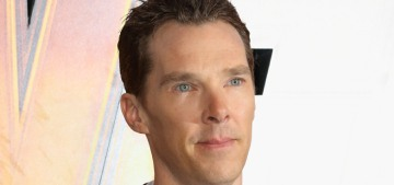 Benedict Cumberbatch advice to bullying victims: 'You have to meet it with love'