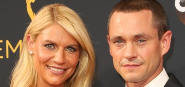 Claire Danes & Hugh Dancy are expecting their second child