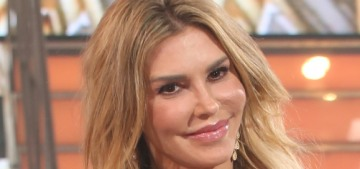 Brandi Glanville says her feud with Eddie & LeAnn is over, they 'hashed everything out'