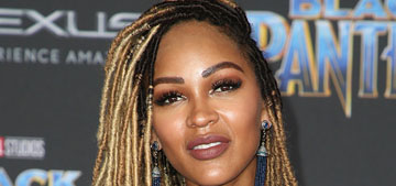 Meagan Good got an eyebrow transplant: 'After destroying my eyebrows, there's hope'