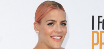 Busy Philipps: 'When I started in this business people told me to lose 15 lbs'