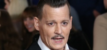 Johnny Depp was dropped by a second law firm in the space of one month