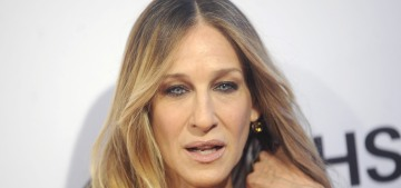 Sarah Jessica Parker wants to make sure Hollywood women don't 'disregard men'