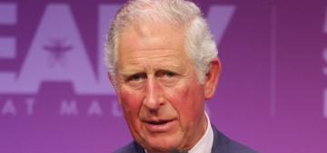 Prince Charles racial microaggression'd a British-Indian woman