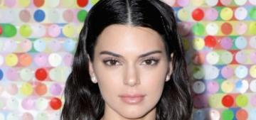 Kendall Jenner & Diplo were seen getting 'super flirty' at Coachella