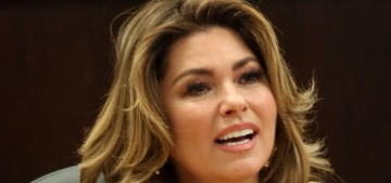 Shania Twain apologizes for saying she would have voted for 'honest' Donald Trump