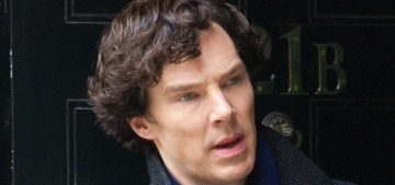 Benedict Cumberbatch called Martin Freeman's fan-blaming comments 'pathetic'