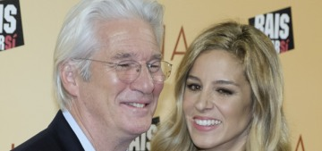 Richard Gere, 68, quietly married Alejandra Silva, 35, and they want to start a family