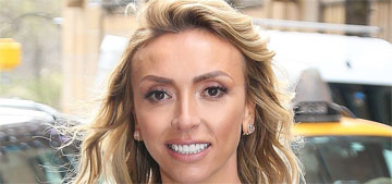 Giuliana Rancic on her breast cancer: 'what a privilege to be able to use my platform'