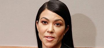 Kourtney Kardashian lobbies Congress for cosmetic reform