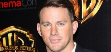 The separation has 'been hard' for Channing Tatum, it's 'a big adjustment for him'