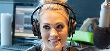 Carrie Underwood had 'extensive reconstruction around her mouth and lips'