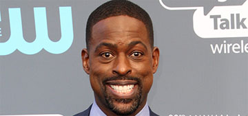 Sterling K. Brown honors the teacher who 'influenced the trajectory of my life'