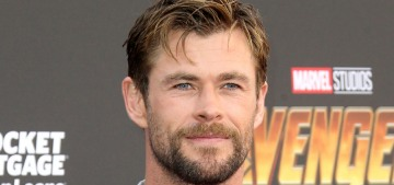 Chris Hemsworth: If Elsa Pataky 'gets angry enough, she'll drop the English facade'