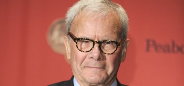WaPo: Tom Brokaw was sexually harassing & groping women at NBC News too