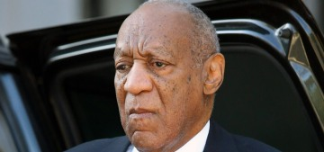 Bill Cosby compared himself to Nelson Mandela while discussing prison