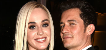Katy Perry met The Pope with her official 'darling' Orlando Bloom