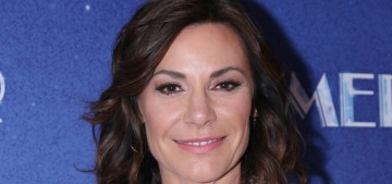 LuAnn de Lesseps really did say 'I'll kill you' to the police officer who arrested her