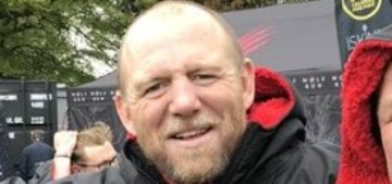 Mike Tindall finally fixed his crazy-crooked nose, now looks crazy-hot