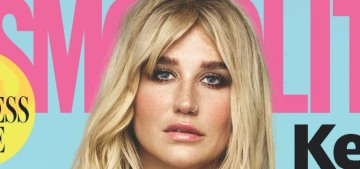 Kesha: 'I'm not a size, I'm not a number… and quite frankly, I like my junk'