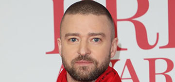 Which Spice Girl did Justin Timberlake hook up with?