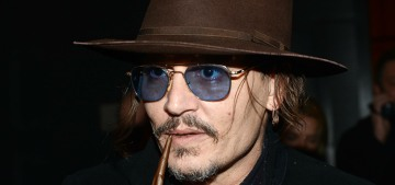 Johnny Depp's ex-bodyguards are suing him too & wow, they have some stories