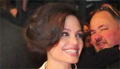 Angelina & Brad endorse ban on Zimbabwean blood diamonds