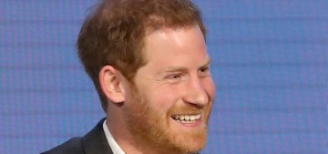 Prince Harry is giving the British media the 'cold royal shoulder' ahead of the wedding