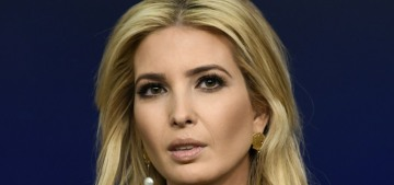 Is Ivanka Trump one of the 'targets' of Bob Mueller's investigation or nah?