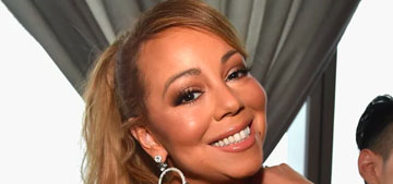 Mariah Carey: 'I don't know when I'm understated. Maybe in my sleep'