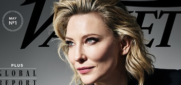 Cate Blanchett: Weinstein 'primarily preyed, like most predators, on the vulnerable'