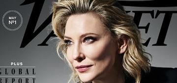 Cate Blanchett: Weinstein 'primarily preyed, like most predators, on the vulnerable'