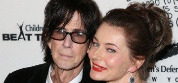 Paulina Porizkova & Ric Ocasek have separated after 28 years of marriage