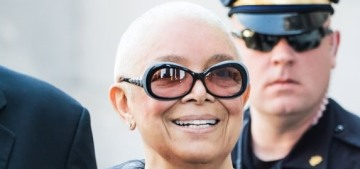 Camille Cosby made a statement about her husband & it is completely bonkers