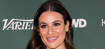 Lea Michele on Zandy Reich's proposal: I thought he was joking
