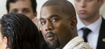 Oh God, is Kanye West planning to attend Monday night's Met Gala?!