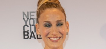 Sarah Jessica Parker brought twins Tabitha & Marion to the NYC Ballet gala