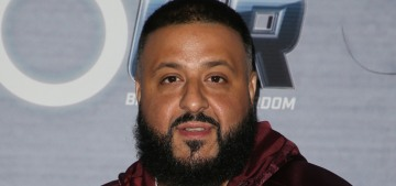 DJ Khaled refuses to go down on his wife because 'it's different rules for men'