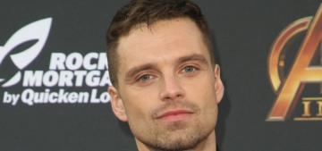 Sebastian Stan 'was really worried, mainly for' Tom Hiddleston during the Tiddles era
