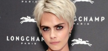 Cara Delevingne on 'fairy tales & romantic comedies': 'Here's a secret, they're not real'