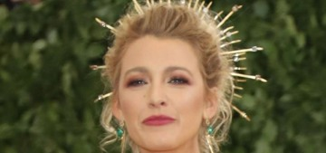 Blake Lively wore a giant Versace gown at the Met Gala: love it or hate it?