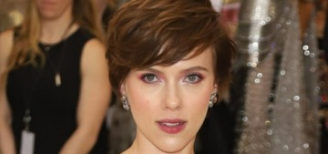 Why did Scarlett Johansson wear a Marchesa bridesmaid's dress to the Met Gala?!