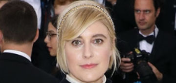 Greta Gerwig's nun cosplay at the Met Gala is everything, right?