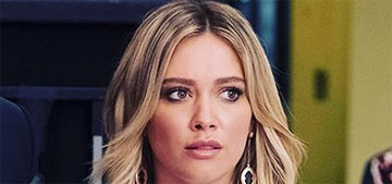 Hilary Duff: 'It's terrible that skinny is beautiful, there's a version that's unreachable'