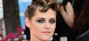 Kristen Stewart in Chanel at Cannes Opening Night: delicately lovely or just meh?